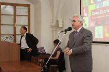 Milan Štěch, předseda Senátu Parlamentu České republiky. Foto: Josef Böhm.