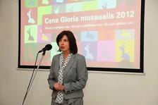 PhDr. Anna Matoušková, náměstkyně ministryně kultury pro kulturní dědictví.