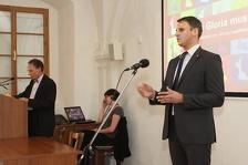 Mgr. Jiří Zimola, hejtman Jihočeského kraje. Foto: Josef Böhm.