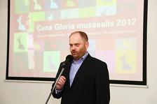 Mgr. Milan Hlaveš, Ph.D., předseda Českého výboru ICOM.