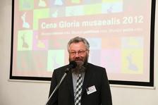 PhDr. Jaroslav Pikal, ředitel Muzea Jindřichohradecka.