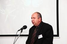 Prezentace Muzejních nocí dvanácti organizací zřizovaných Jihočeským krajem. Mgr. František Chrastina, vedoucí oddělení zřizovaných organizací Odboru kultury a památkové péče Krajského úřadu Jihočeského kraje.
