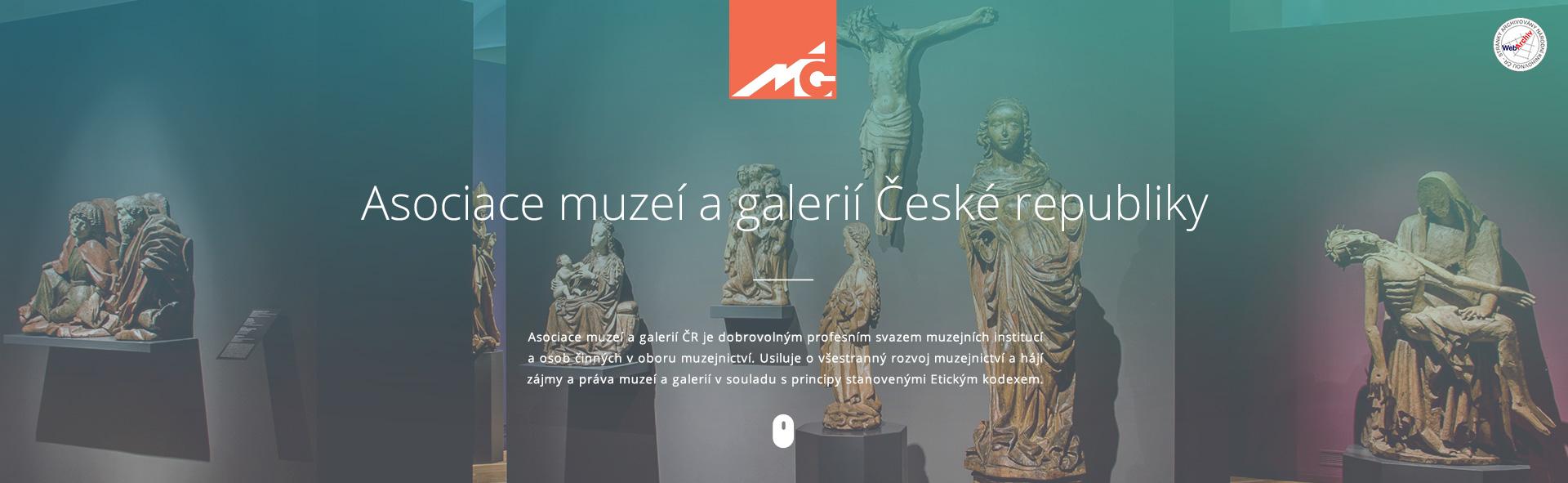 Asociace muzeí a galerií v České republice - Aktuality 3d1b7aa504